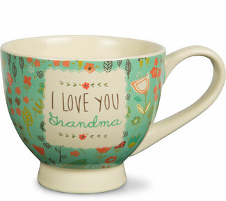 Grandma by A Mother's Love by AmyL - 17oz Cup