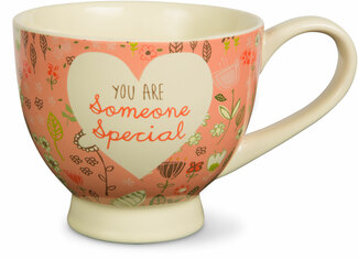 Someone Special by A Mother's Love by AmyL - 17oz Ceramic Cup