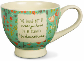 Godmother by A Mother's Love by AmyL - 17oz Ceramic Cup