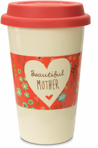 Mother by A Mother's Love by AmyL - 12oz Ceramic Travel Mug