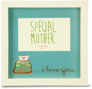 "Special Mother by A Mother's Love by AmyL - 9"" x 9"" Frame"