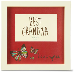 "Best Grandma by A Mother's Love by AmyL - 9"" x 9"" Frame"