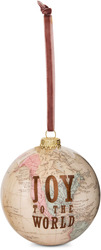 Joy to the World by Global Love - 100mm Earth Ornament