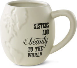 "Sister by Global Love - 4.5"" - 22 oz. Mug"
