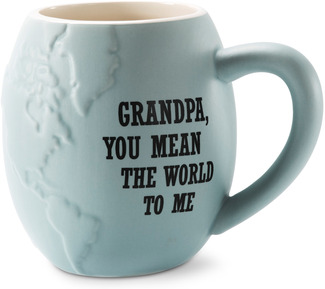 "Grandpa by Global Love - 4.5"" - 22 oz. Mug"