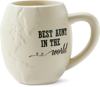 "Aunt  by Global Love - 4.5"" - 22 oz. Mug"