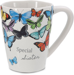 Sister by Sherry Cook Studio - 12 oz Mug