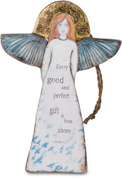 "From Above by Sherry Cook Studio - 5.5"" Angel  Ornament"