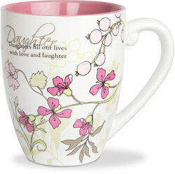 Daughter by Mark My Words -  17oz Mug