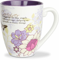 Caregiver by Mark My Words -  17oz Mug
