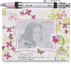 Daughter by Mark My Words - Notepad & Banner Pen Set