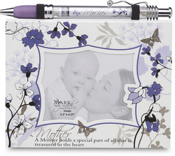 Mother by Mark My Words - Notepad & Banner Pen Set