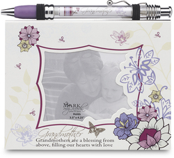 Grandmother by Mark My Words - Notepad & Banner Pen Set