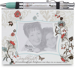 Granddaughter by Mark My Words - Notepad & Banner Pen Set