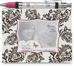 Sister by Mark My Words - Notepad & Banner Pen Set