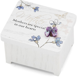"Mother by Mark My Words - 2"" x 1.625"" Keepsake Box"