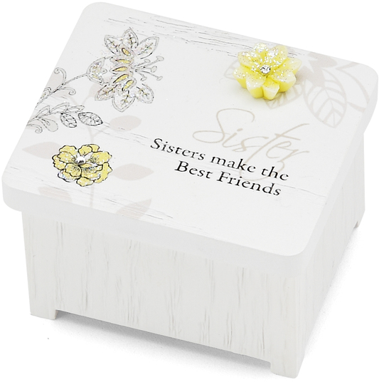 Sister by Mark My Words - Mark My Words - extraordinary inspiration for special people and occasions. A wonderful collection by Pavilion Gift of mugs, coaster caps, and inspirational magnets feature elegant floral designs with gorgeous flowing vines and leaves. Mark My Words items integrate a layered look of textured colorful effects, in palettes that are fresh and modern. The beaded handle on the mugs and coaster caps are architecturally embossed to add a designer look... and to collectively merchandise everything together. A custom designed displayer is available which includes a cleverly constructed package idea replicating a coffee-bean bag. Packaging sold separately. Mark My Words... you'll love it!