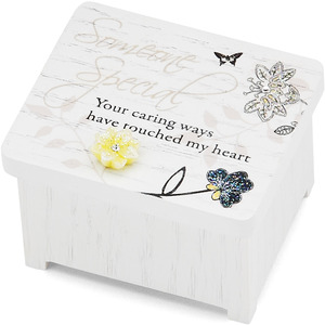 "Someone Special by Mark My Words - 2"" x 1.75"" Keepsake Box"