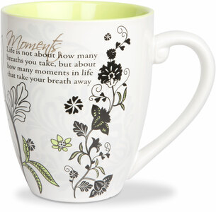 Life Moments by Mark My Words - 20oz Mug