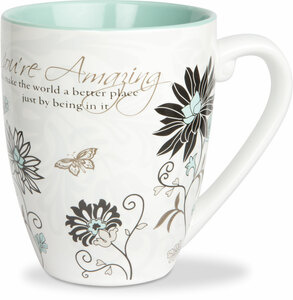You're Amazing by Mark My Words - 20oz Mug