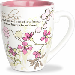Kindness by Mark My Words - 17oz Painted Quote Mug