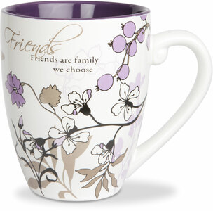 Friends by Mark My Words - 20oz Mug
