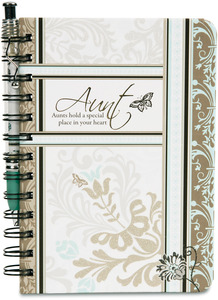 "Aunt by Mark My Words - 5"" x 7"" Journal and Pen Set"