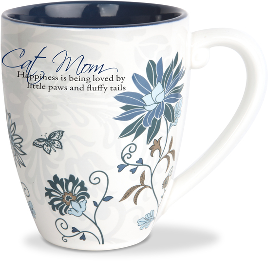 Cat Mom by Mark My Words - Cat Mom - 20 oz Cup