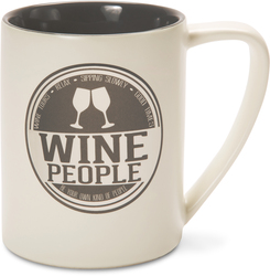 Wine People by We People - 18oz. Mug