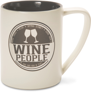 Wine People by We People - 18 oz Mug