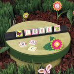 Letter Stand by Groovy Garden - Scene
