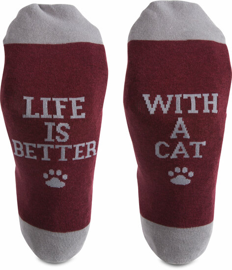 Cat People by We People - Cat People - S/M Unisex Socks