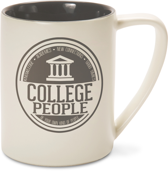College People by We People - College People - 18 oz Mug