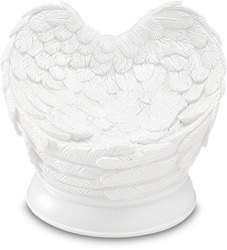 "Angel Wings by Heart Expressions - 3.75"" Musical Stand"