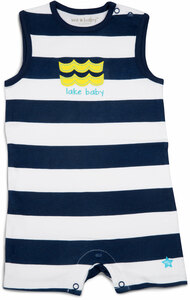 Lake Baby by We Baby - 6-12 Month Boy Romper