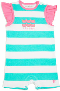 Lake Baby by We Baby - 6-12 Month Girl Romper