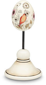 "Decorative Egg Finial by We Love - 7.25"" Egg Finial"