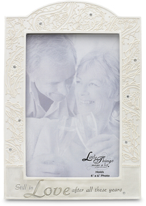 "Still in Love by Little Things Mean A Lot - 5"" x 8"" Photo Frame"