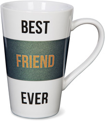 Best Friend Ever by Girlfinds - 18 oz. Mug