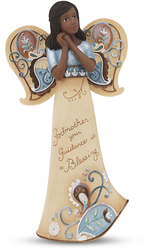 "EBN Godmother by Perfectly Paisley - 6"" EBN Angel"