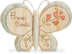"Forever Friends by Heavenly Woods - 3.5"" Butterlfy"