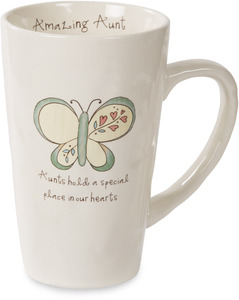 Aunt by Heavenly Woods - 18 oz Mug