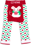 Christmas Mouse by Izzy & Owie -