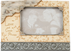 "Love by Elements - 8""x6"" Photo Frame"