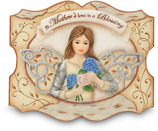 "Mother by Elements - 3.5""x4"" Self Standing Plaque"
