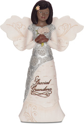 "Ebony Special Grandma by Elements - 5.5"" EBN Angel"