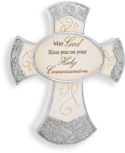 "Holy Communion by Elements - 5"" Cross Box"