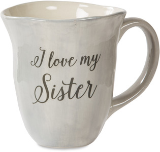 Sister by Emmaline - 16 oz Ceramic Mug