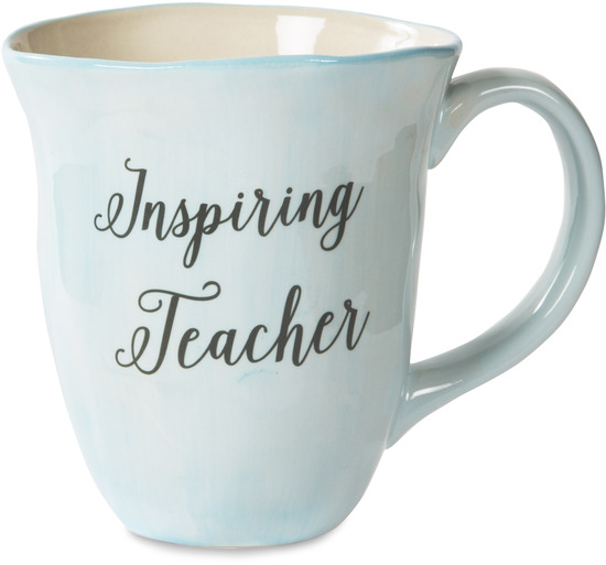 Teacher by Emmaline - Teacher - 16 oz Ceramic Mug