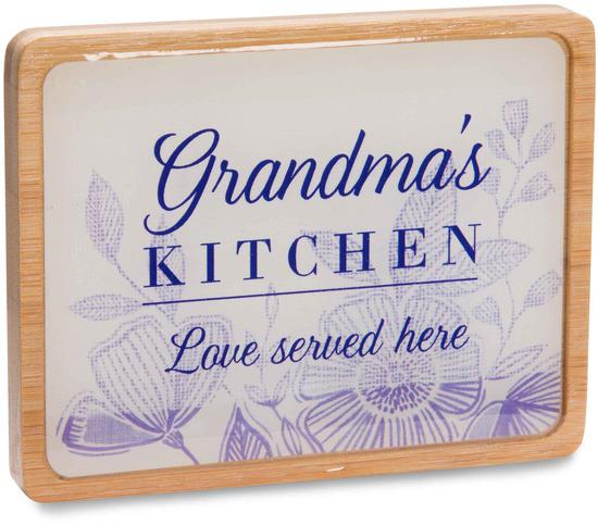 Grandmothers Kitchen: Grandma's Kitchen Fridge Magnet